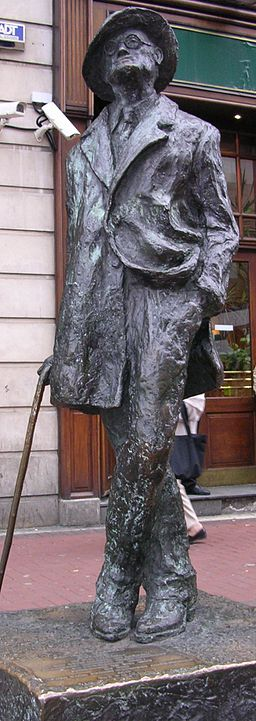 James Joyce in Dublin