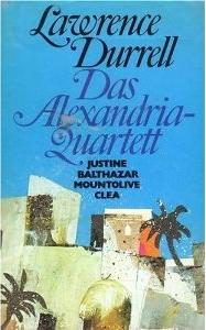 Lawrence Durrell: Das Alexandria-Quartett