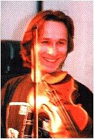 Alexei Aigi, violinist from Moscow